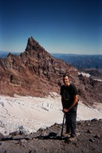 On Mt.Rainier at age 47.